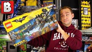 LEGO Batman Movie The Scuttler 70908 Live Build
