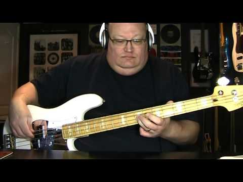 U2 Vertigo Bass Cover With Notes & Tablature