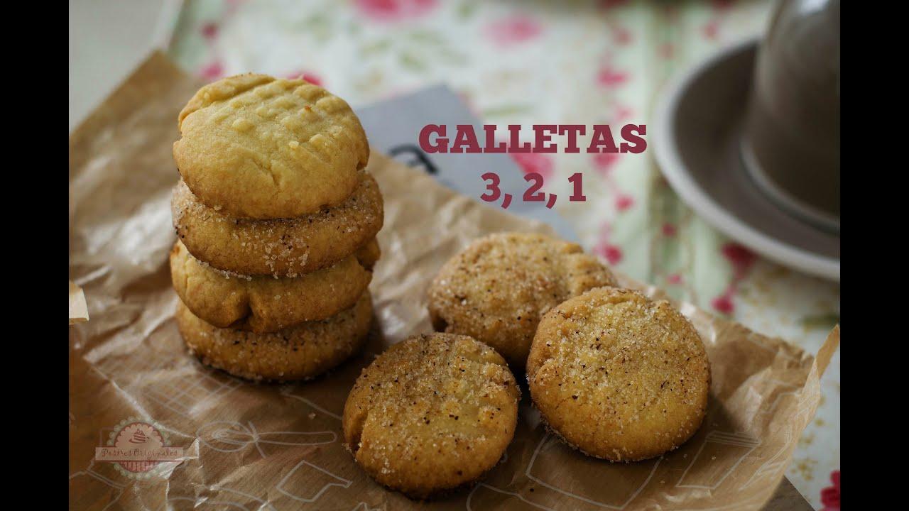 Galletas 3 2 1 galletas f ciles y r pidas postres for Postres sencillos y originales