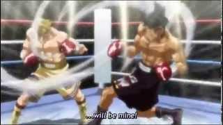 Takamura Vs David Weight Of My Pride AMV