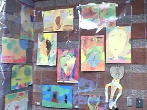 Extavaganza - Art Show - at Fitzsimmons Middle School
