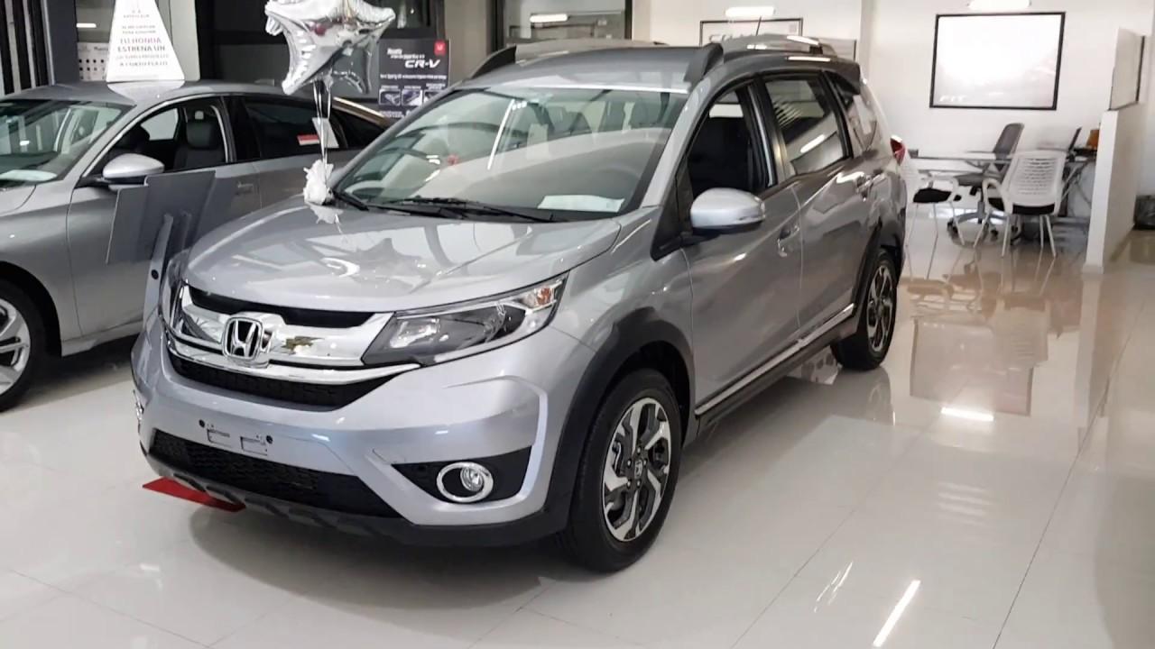 Nueva Honda BR-V 2018 - YouTube