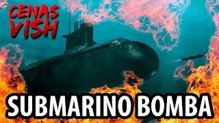 SUBMARINO BOMBA ► CENAS VISH