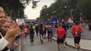 Powerade Copenhagen Half Marathon