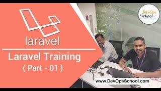 Laravel 5.5 CRUD Tutorial,  Introduction And Agenda Overview, Laravel Training Part - 1 DevopsSchool
