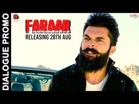 Fer Bannda E Kaptaan - Dialogue Promo - Faraar - Gippy Grewal - Latest Punjabi Movies 2015