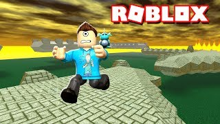 ROBLOX'S HARDEST TEMPLE RUN! | MicroGuardian