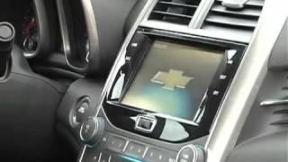 Chevrolet Malibu тест драйв