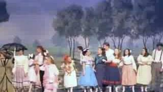 """The Wells Fargo Wagon"" from The Music Man (HQ)"