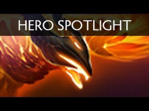 Dota 2 Hero Spotlight – Phoenix
