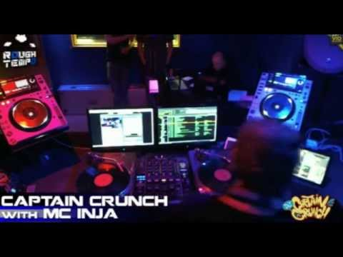 THE CAPTAIN CRUNCH SHOW Ft. INJA - LIVE on RTR - S01 E01 - 16/07/2012