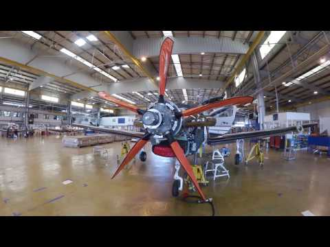 How Daher Builds the TBM Turboprop