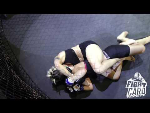 Perla Vargas vs Nicole Brown   No Mercy 2016