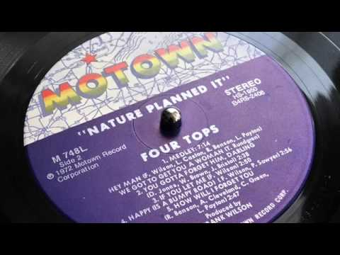 We Got To Get You A Woman - The Four Tops (Motown Records 1972)