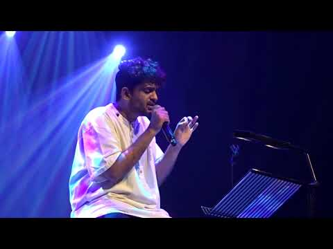 Nila Kaigiradhu Unplugged -Sid Sriram Live in Singapore 2018