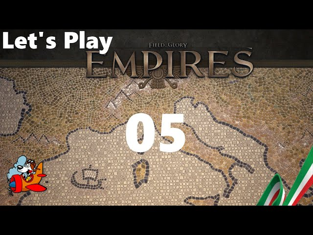 Field of Glory Empires [Let's Play ITA] 05