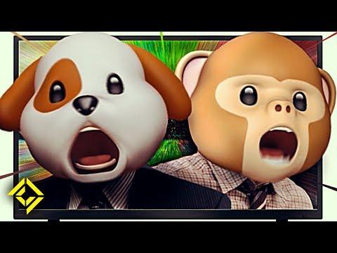 Animojis Takeover TV