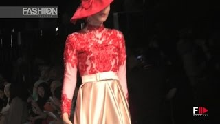 House Of Iranty Jakarta Fashion Week 2015 By Fashion Channel