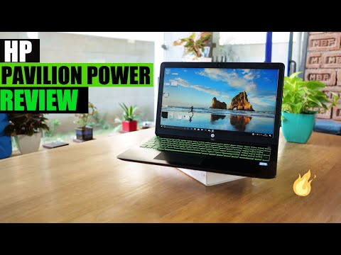 HP Pavilion Power Laptop Review : Get Creating