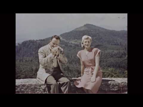 DZL - North Carolina Tourism video from the 1950's found in the national archive