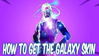 How to get the galaxy skin.Fortnite Galaxy skin