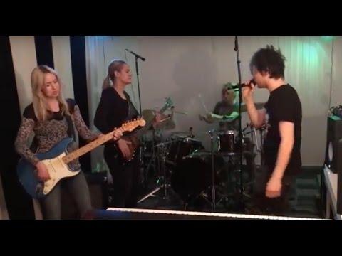 Only Teardrops - Emmelie de Forest  (Bracelet Cover - Band Rehearsal)