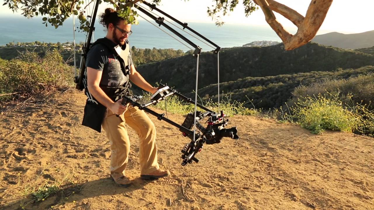 Cinema Devices' New Antigravity Rig Takes the Weight off Your