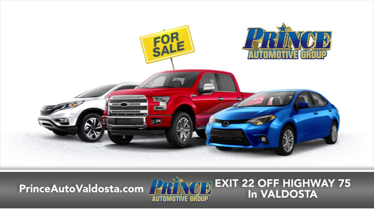 Prince Auto Sales >> Pick Your Payment Sales Event 2018 Prince Auto Of Valdosta 229 242 3311 Princeauto Com
