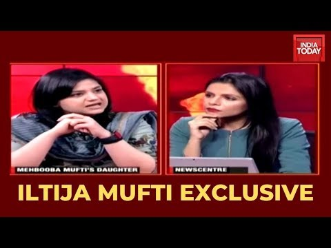 Iltija Mufti Exclusive; Slams Centre For Slapping PSA On Mehbooba, Omar Abdullah | To The Point