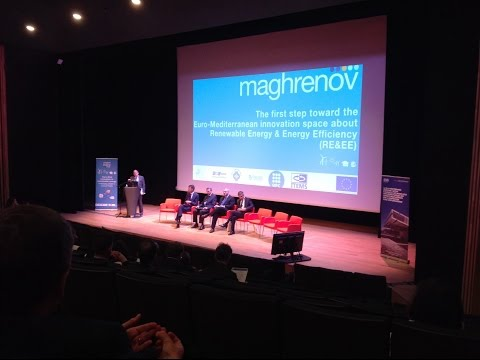 MAGHRENOV International Conference - DIALOGUE PLENARY SESSION