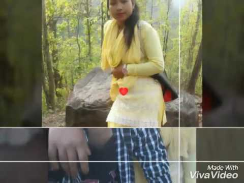 Nepali song new punaram kc dang ghorahi