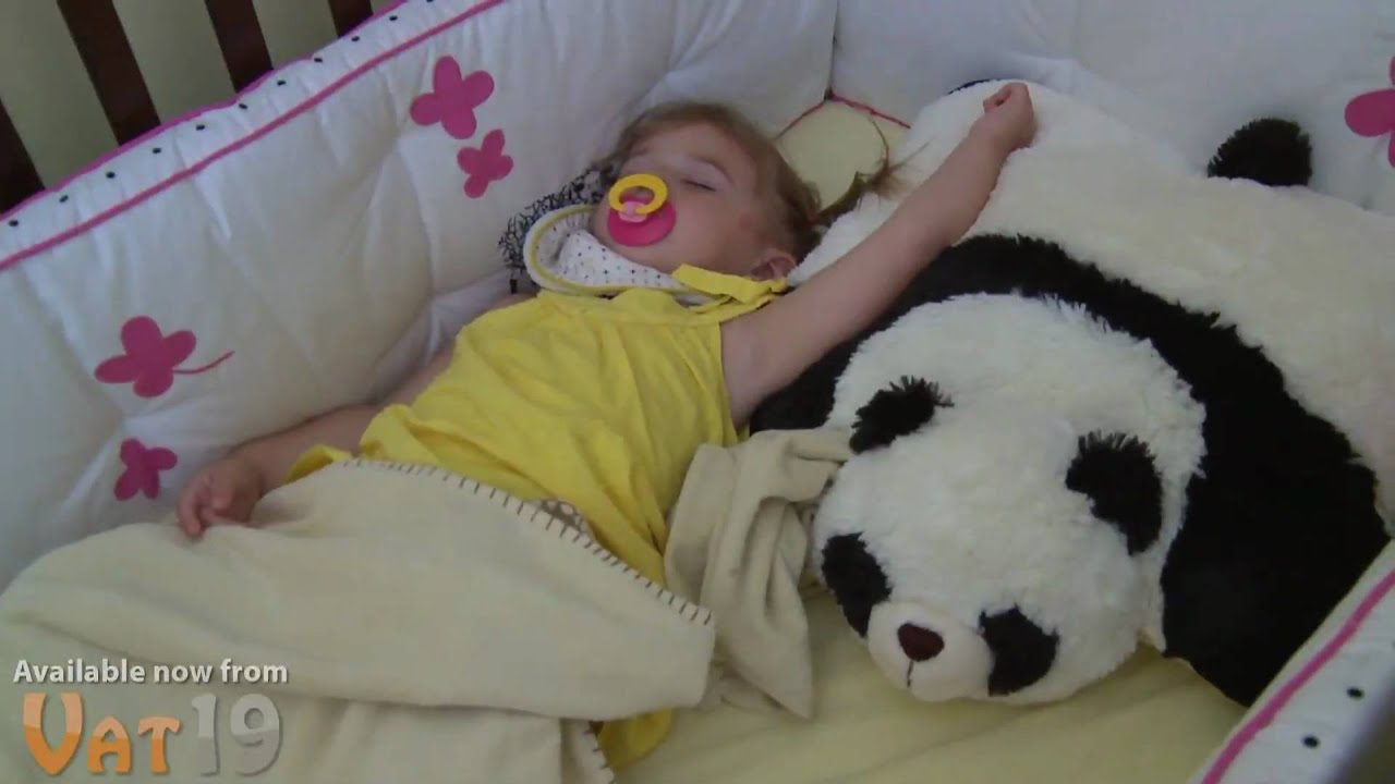 My Pillow Pets - cuddly stuffed animals that doubles as a pillow - YouTube