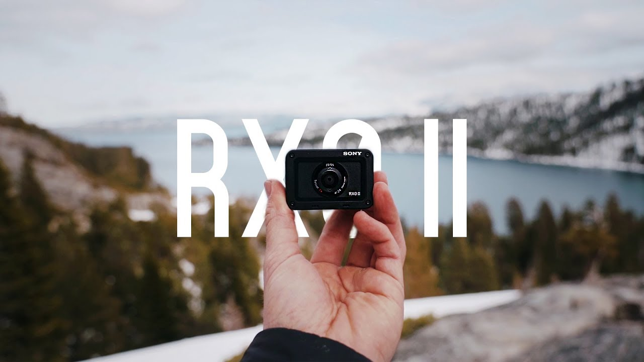CINEMATIC FOOTAGE on the Sony RX0 II? | Sony RX0 II Test