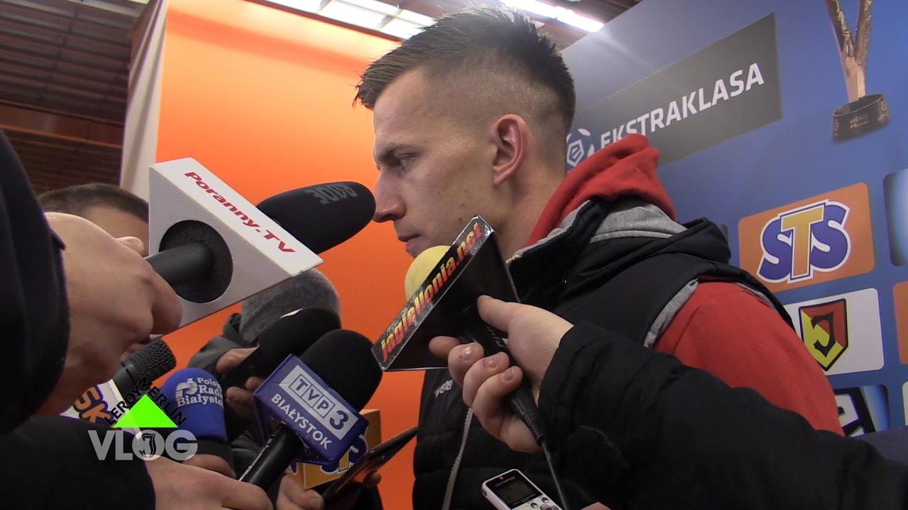 Łukasz Burliga po meczu z Arką Gdynia (3-2)