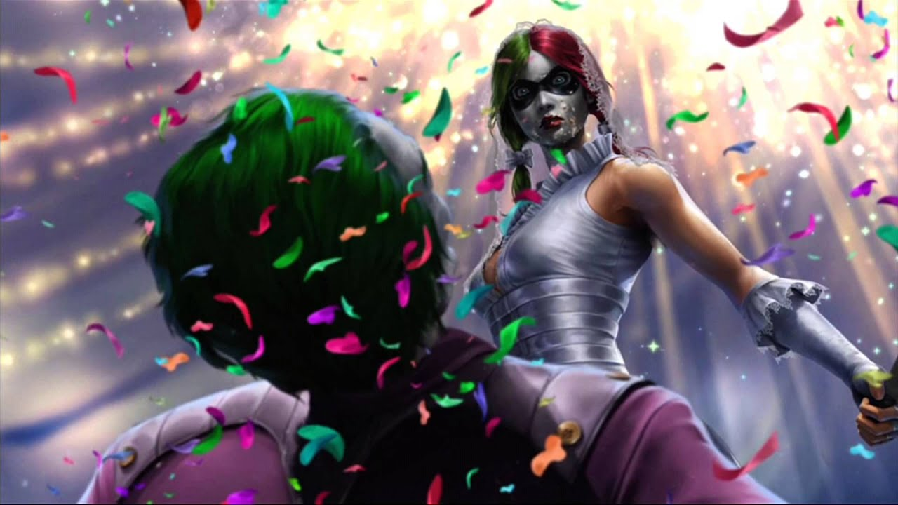INJUSTICE GODS AMONG US HARLEY QUINN ENDING HD