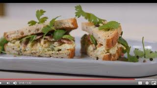 VERDU IR KEPU | Rokas Galvonas gamina maistingus sumuštinius su avokadu | 2020