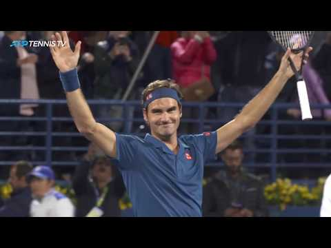 Highlights: Roger Federer wins Dubai Duty Free Tennis Championships 2019