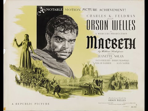 Shakespeare's Macbeth Films - Welles - Polanski - Kurosawa - Kurzel - Paul Duncan