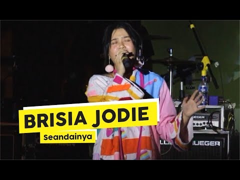 [HD] Brisia Jodie - Seandainya (Live At Festival Alun Alun Selatan)