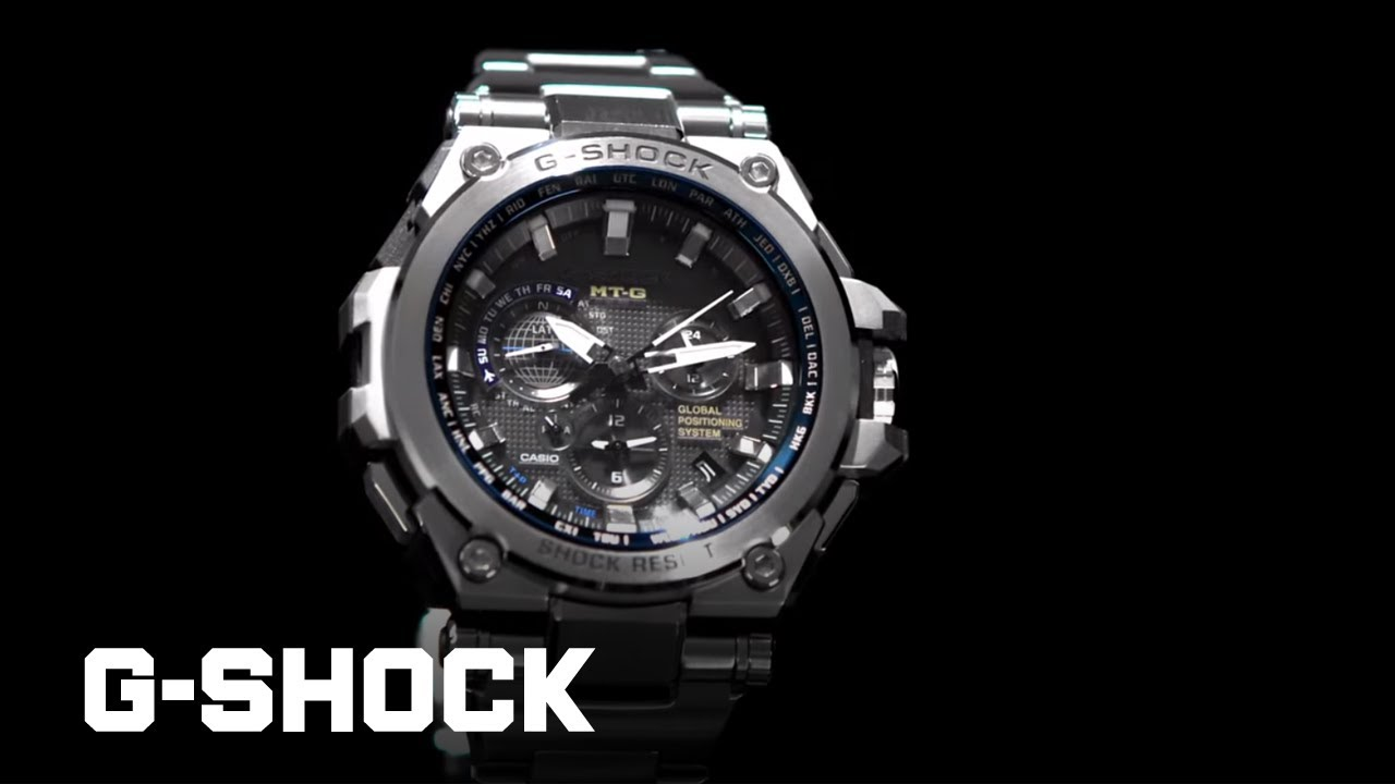 low priced e05a9 85642 CASIO G-SHOCK MTG-G1000D Product Video (English)