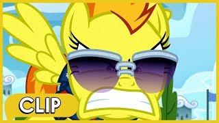 Rainbow Dash Brings Scootaloo To Spitfire Mlp Friendship Is Magic Season 8 Youtube Zachwyca się tym, że wykonują oni akrobacje znacznie bardziej ekstremalne i niebezpieczne niż wonderbolts. rainbow dash brings scootaloo to spitfire mlp friendship is magic season 8