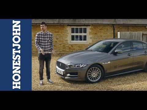 Jaguar XE Review: 10 things you need to know