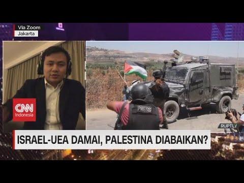 Israel-UEA Damai, Palestina Diabaikan?
