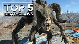 Fallout 4 - Top 5 Deathclaw Encounters