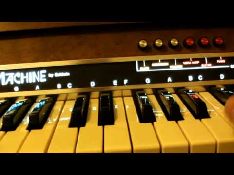 Baldwin Fun Machine Polyphonic Synthesizer
