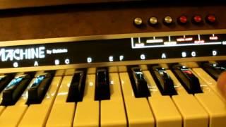 Baldwin Fun Machine Polyphonic Synthesizer