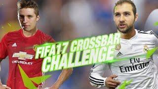 Diginho vs zapinho | crossbar challenge fifa 17 | i2bomber