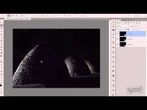 The Russell Brown Show - Painting with Light using the Westcott Ice Light