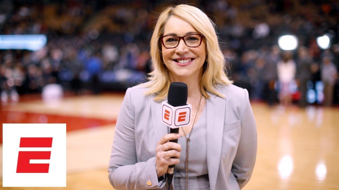 Doris Burkes Stellar Broadcasting Career 2018 Basketball Hall