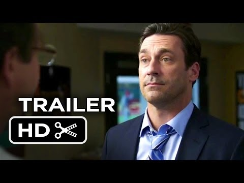 Million Dollar Arm Official Trailer #1 (2014) - Jon Hamm Baseball Movie HD